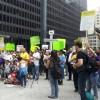 Marcha de Fé de Familias y la Próxima Generación para Detener las Deportaciones