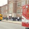 Cicero gas leak prompts elementary school shutdowns
