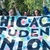 """CPS Students """"Go Zombie"""" to Protest Death of Chicago Education"""