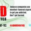 Ordenanza de Salud para Frenar el Tabaquismo Entre los Jóvenes