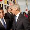 El Alcalde Emanuel Ayuna en Solidaridad con los Activistas en Derechos de Inmigración