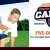 Chicago Bears Youth Football Camps Form Partnerships With USA Football