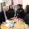 STEM Education Model Showcased at Michele Clark High School