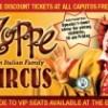 Llega a Chicago Zoppé Italian Circus