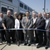 Cicero Holds Ribbon Cutting Ceremony for Metra Train Station