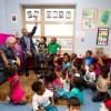 Emanuel y Clinton Destacan la Importancia de la Educación Infantil Temprana