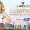 Los Luvabulls de Los Toros de Chicago Buscan Nuevos Bailarines