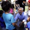 Emanuel, Chicago Park District Open Three New Playgrounds