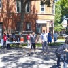 Chicago Department of Public Health Kicks Off  PlayStreets Day 2014