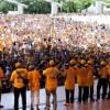 La Ciudad Celebra el Equipo de la Pequeña Liga Jackie Robinson West