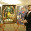 Town of Cicero to Display Works of Artist Arturo Miramontes Celebrating Mexican Independence Day
