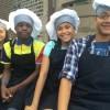 Jóvenes Chefs de Chicago Muestran su Arte Culinario