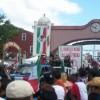 El Desfile de Cícero de la Independencia de México atrajo a 15,000