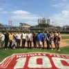 Chicago Cubs Honors Roberto Clemente Family and Cast of <em>Clemente</em>