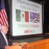 Pilsen celebra la Independencia Mexicana