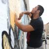 Josué Aldana: el Muralista