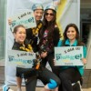 Daring Chicagoans Rappel theWit Hotel to Fight Lung Disease