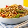 Asian Peanut Beef & Noodles for Two