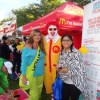 McDonalds Participates in ADA Step Out Walk