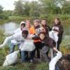Estudiantes de Primer Año de Mount Carmel Participan en el Programa Impact Service Learning