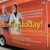 Pruebas Renales y de la Diabetes Gratis en el KidneyMobile
