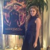 "La Estrella de ""Hunger Games"" hace una Visita a la Secundaria Benito Juárez"