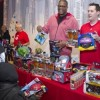 The Bulls Celebrate 15th Annual Chicago Housing Authority Holiday Party