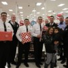 Cicero Hosts Annual 'Shop with a Cop'
