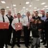 Cicero Hosts Annual 'Shop with a Cop'