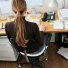 Sitting Time at Work Linked to Obesity in Women
