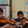 """Merit """"Enlaza"""" la Orquesta de Chopin Elementary para Actuar con la Orquesta Cívica de Chicago"""