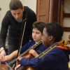 "Merit ""Bridges"" Partner Chopin Elementary Orchestra Training, Performing with Civic Orchestra of Chicago"