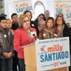 La Candidata Milly Santiago Promete Cambiar al Distrito 31