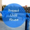 Blue Ribbon Campaign on State Street to Prevent Child Abuse