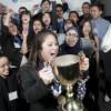 CICS Northtown Academy Gana Competencia en el Soldier Field