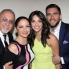 Gloria y Emilio Estefan en el Nuevo Musical de Broadway On Your Feet!