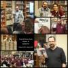 Galardonado Autor Habla a los Estudiantes de Morton High School