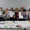 Estudiantes de Morton 201 Ganan en Grande en el 44 Concurso de Secundarias Anual de Comunicaciones Visuales