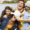 Para los Niños el Tiempo de Calidad Pasado con sus Padres Cuenta