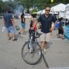 El Concejal Cárdenas Presenta el 12º Evento  Recorre en Bicicleta el Distrito 12
