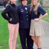 Queen of Peace High School Honors First Responders