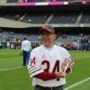 Chicago Bears Honor Jose Rico During Hispanic Heritage Month