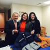 Norwegian American Hospital Hosts Coats for Kids