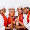 Estudiantes de la Secundaria Washington Ganan la Competencia 'Cooking up Change' de la Campaña Escuelas Saludables