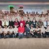 Berwyn Ofrece Banquete Navideño a Marineros de la Marina Estadounidense