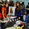 Estudiantes de Secundaria Hacen una Gran Donación a Albergue para Indigentes