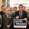 Funcionarios Latinos Apoyan a Jacob Meister para Secretario de la Corte de Circuito