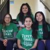 Estudiantes de Ultimo Año de Secundaria de Our Lady of Tepeyac son Aceptadas en el Colegio