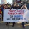 UIC Detiene a Trump – Marcha de la Coalición de Chicago y Manifestación Contra Donald Trump