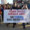 UIC Stop Trump – Chicago Coalition March and Rally Against Donald Trump